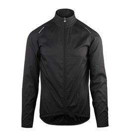 Assos Mille GT Wind Jacket regenjas Zwart