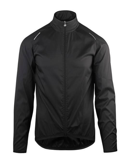 Assos Assos Mille GT Wind Jacket regenjas Zwart