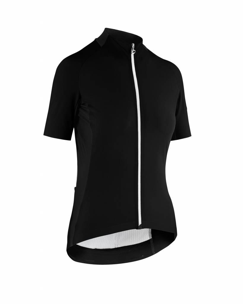 Assos SS.Jerseylaalalai_evo8 shirt Zwart Dames