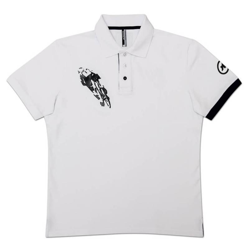 Assos Assos Corporate Polo Man Wit
