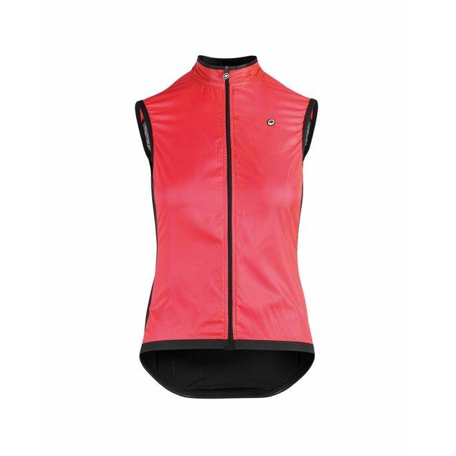 Uma GT wind vest summer - Dames - Roze
