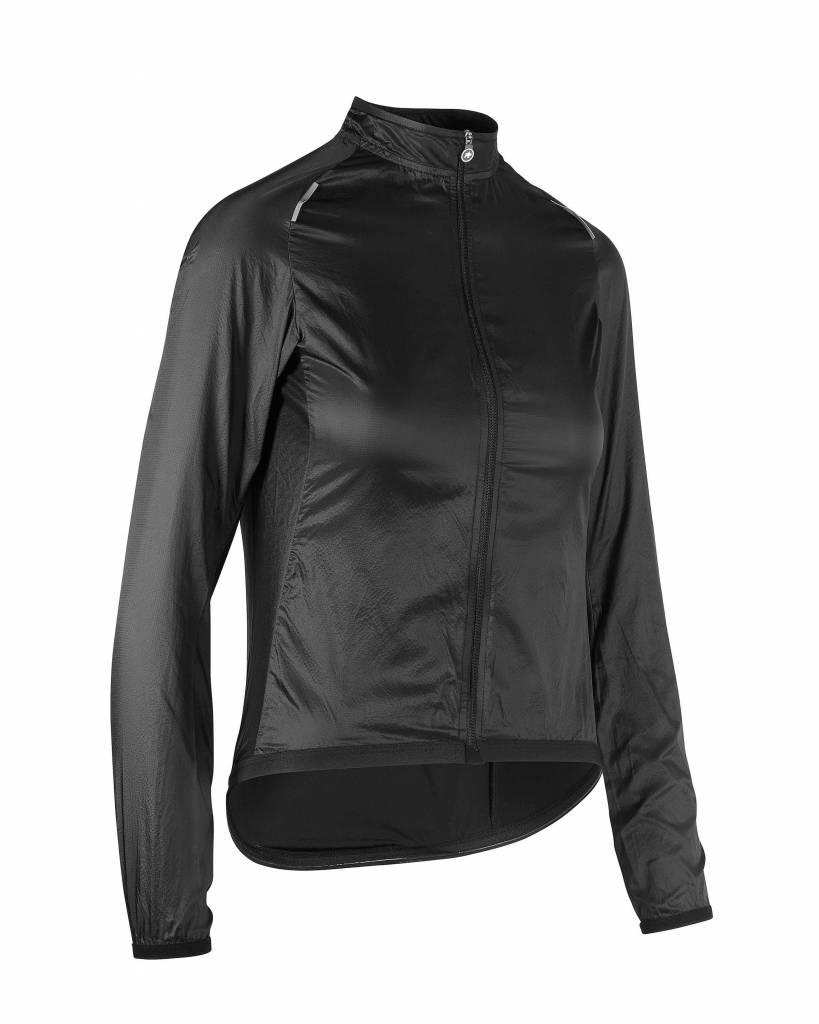 Assos Assos Uma GT wind jacket summer - Dames - Zwart