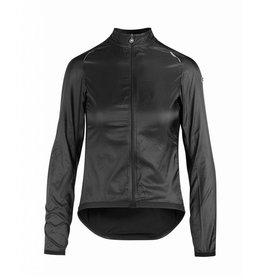 Assos Uma GT wind jacket summer - Dames - Zwart