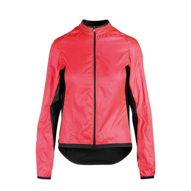 Assos Uma GT wind jacket summer - Dames - Roze