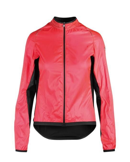 Assos Assos Uma GT wind jacket summer - Dames - Roze