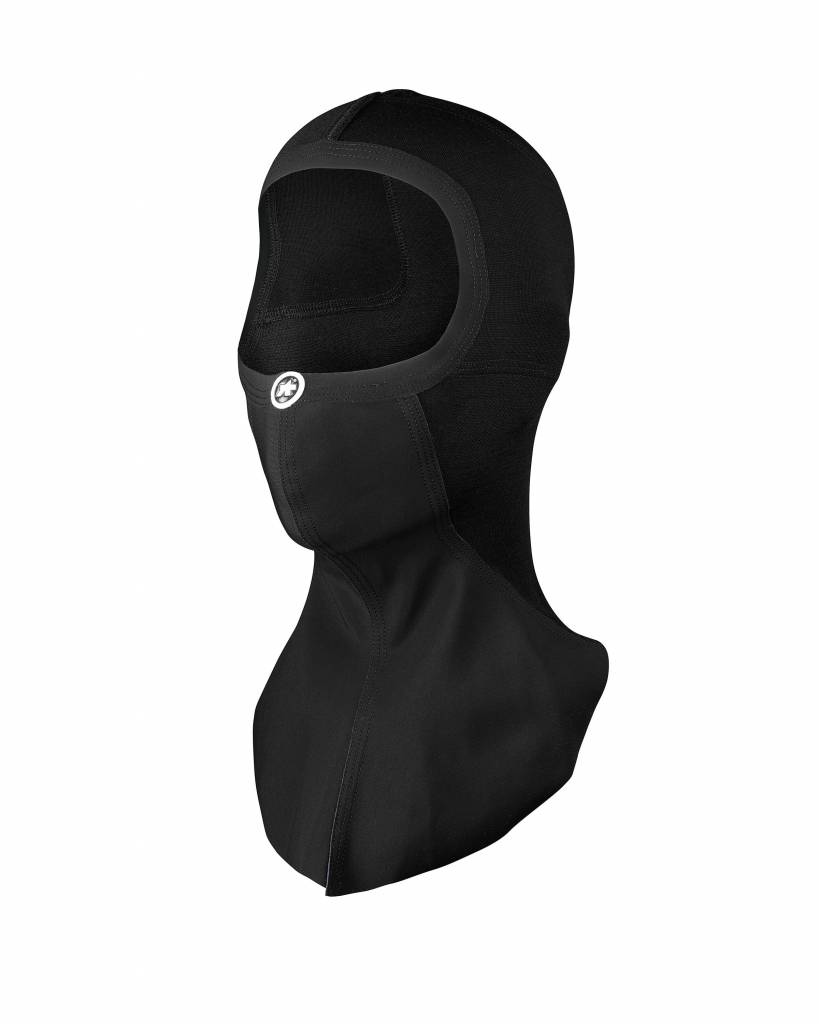 Assos Assosoires Face Mask Winter Zwart