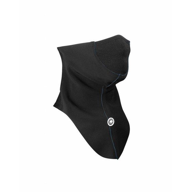 Assos Neck Protector Winter Zwart