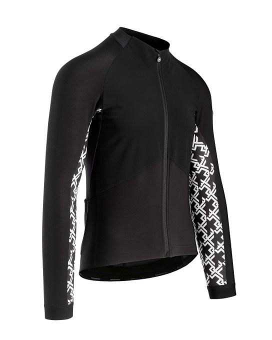 Assos Assos Mille GT Jacket spring fall Zwart