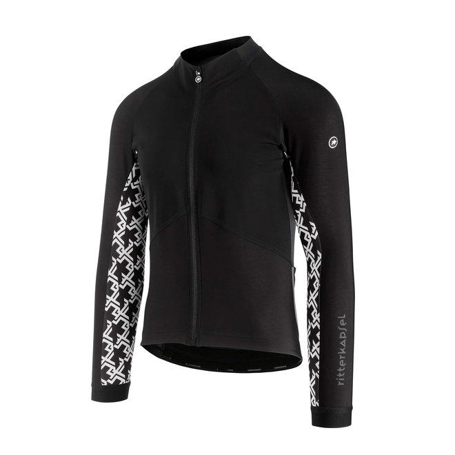 Assos Mille GT Jacket spring fall Zwart