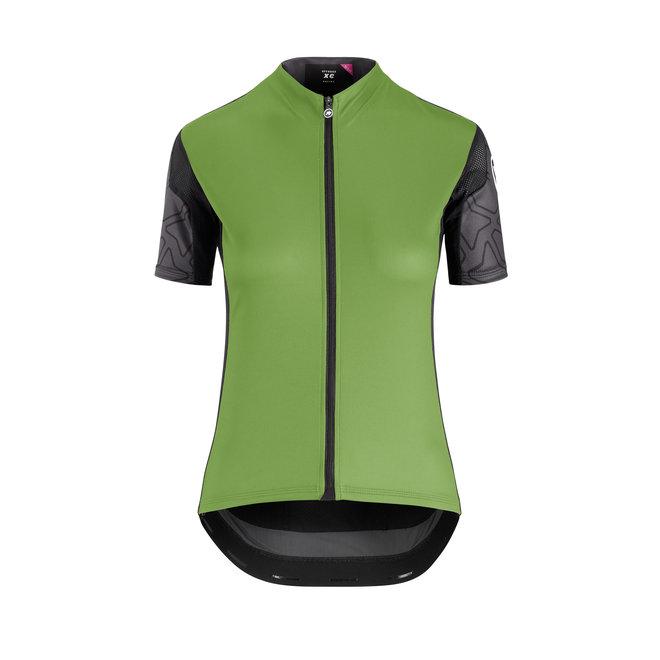 XC Shortsleeve jersey woman MTB Shirt Groen