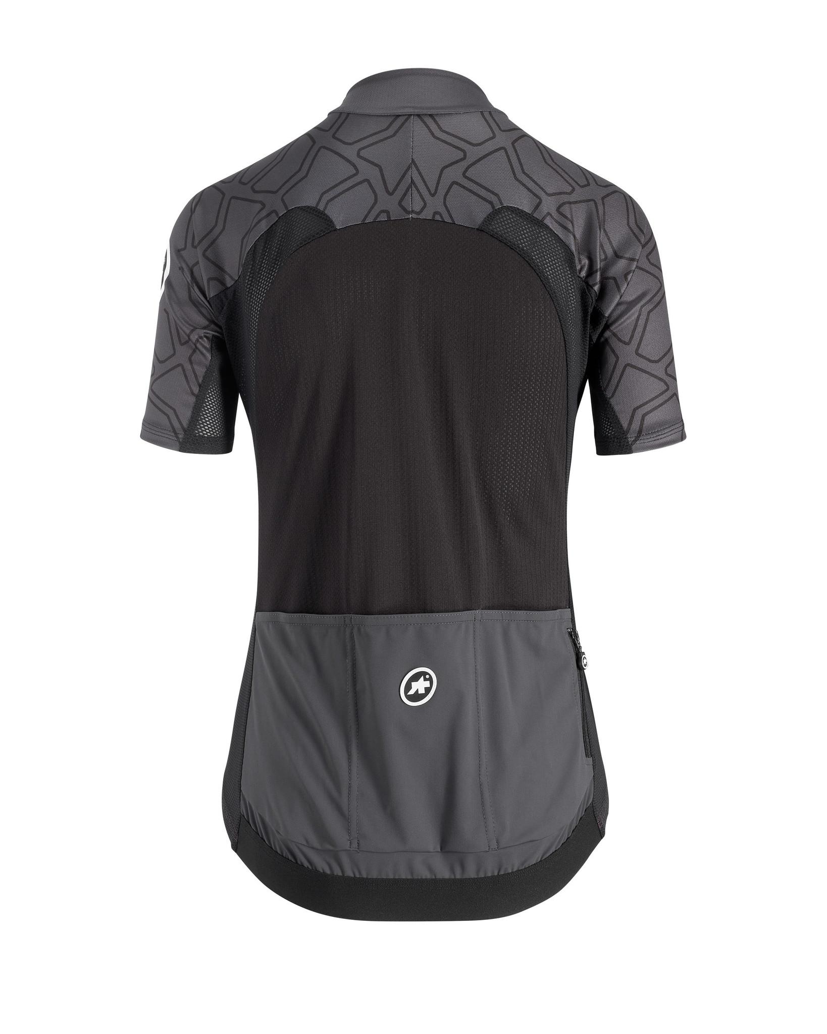 Assos Assos XC Shortsleeve jersey woman MTB Shirt Groen