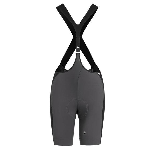 XC BIB Shorts Women MTB Broek Grijs