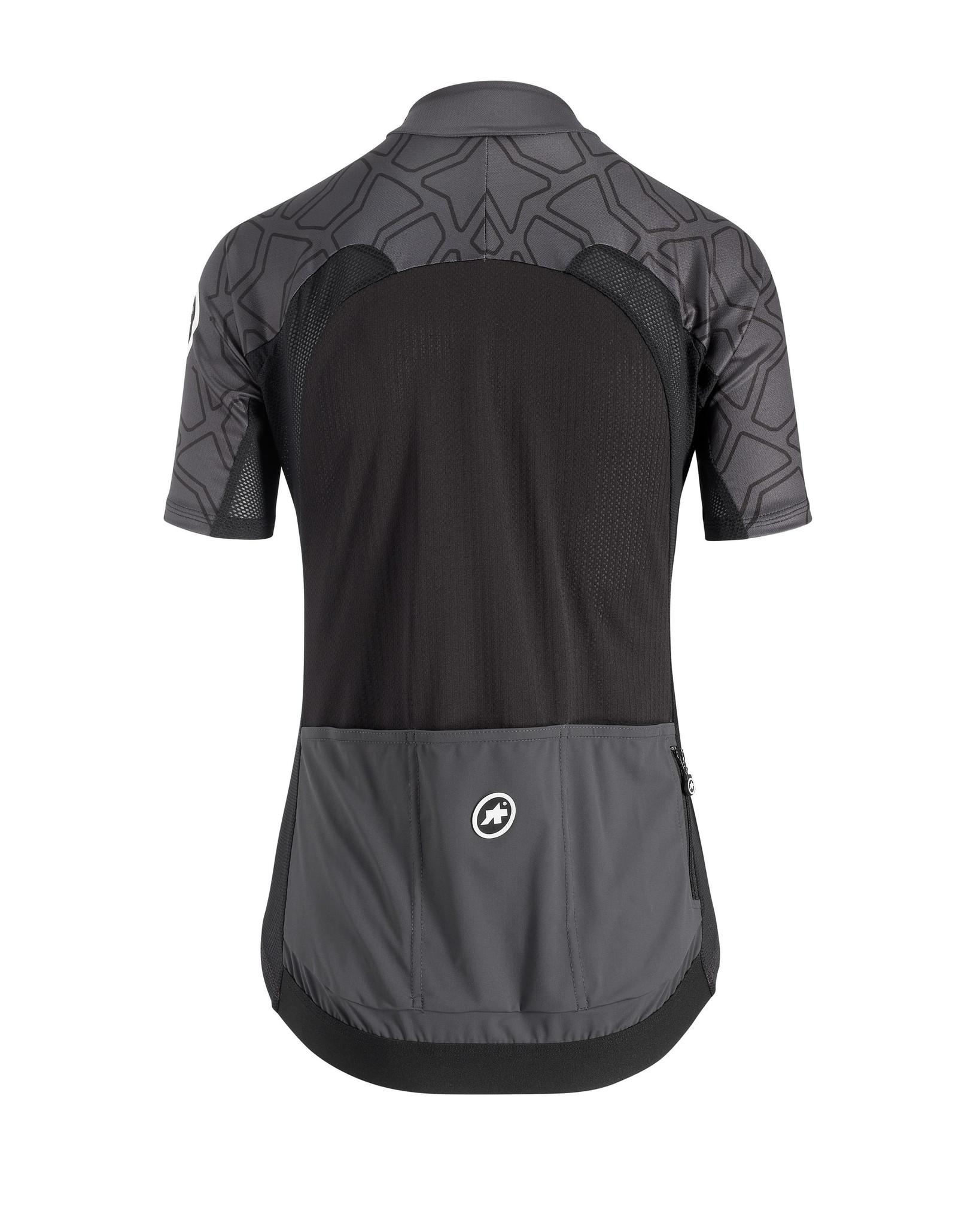 Assos Assos XC Shortsleeve jersey woman MTB Shirt Blauw