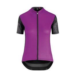 Assos XC Shortsleeve jersey woman MTB Shirt Paars