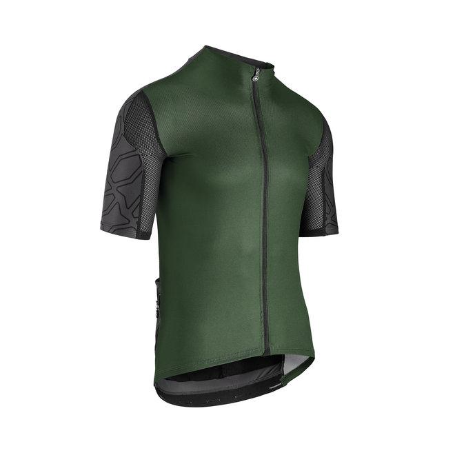 Assos XC Shortsleeve jersey MTB Shirt Groen