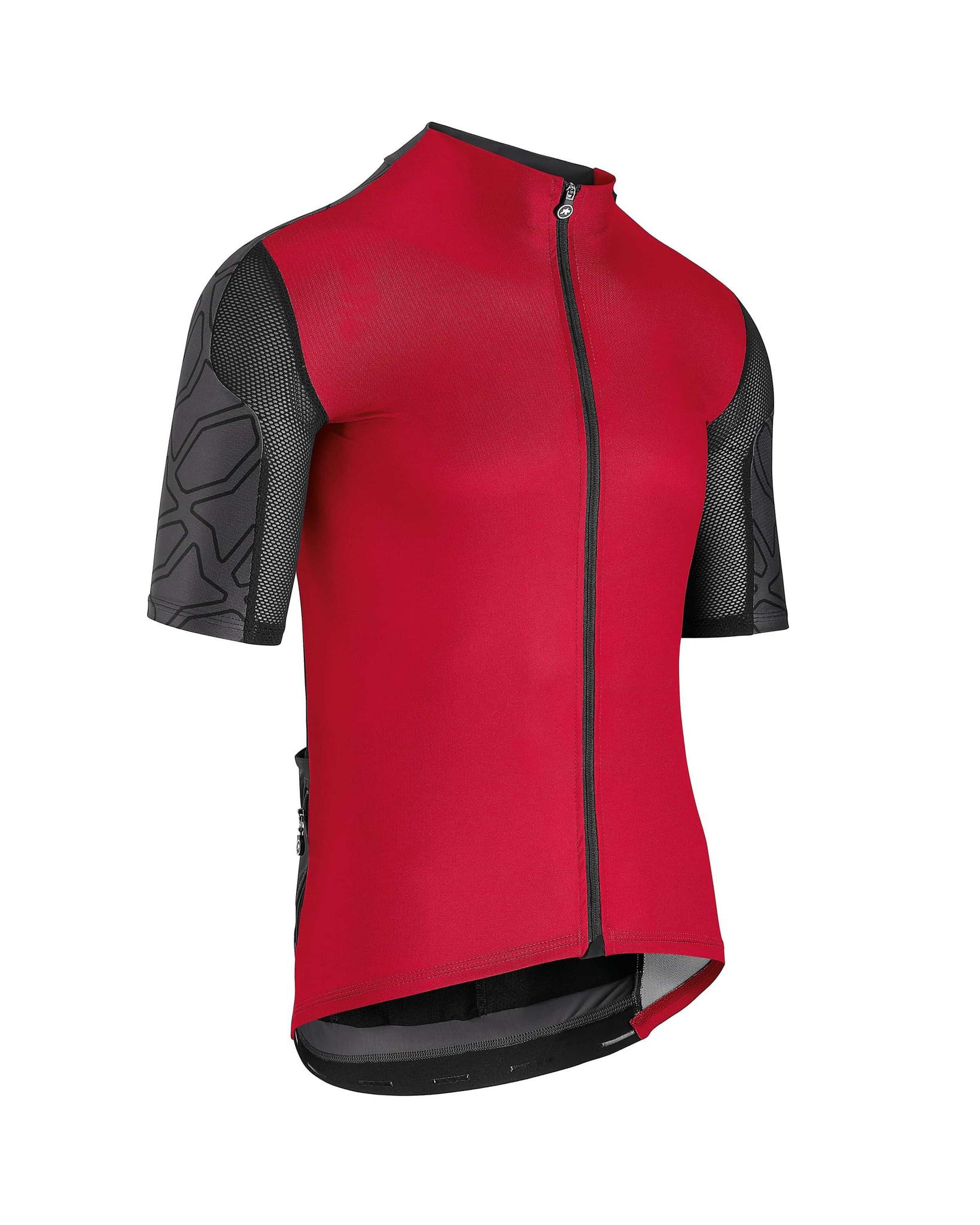 Assos Assos XC Shortsleeve jersey MTB Shirt Rood