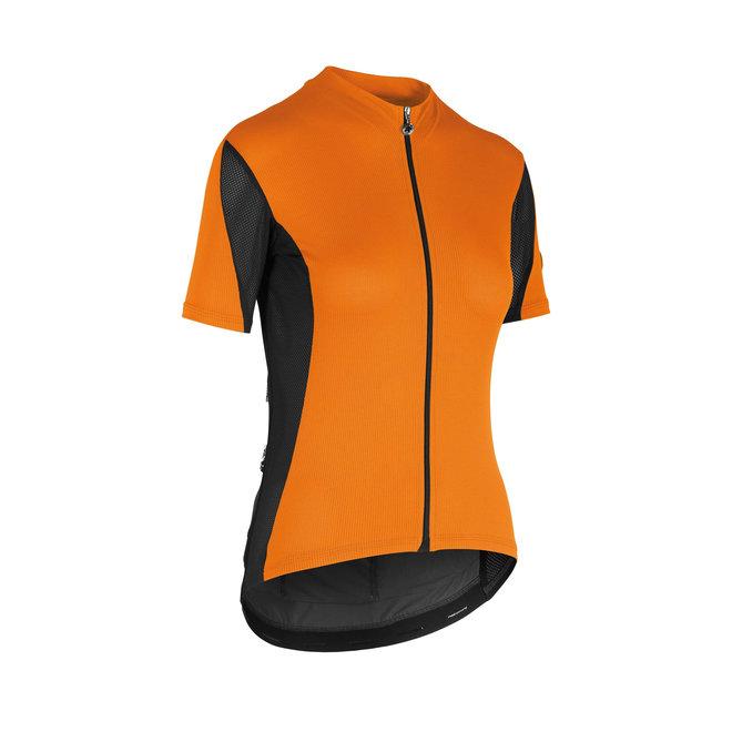 Assos Rally SS Women Jersey MTB Shirt Oranje