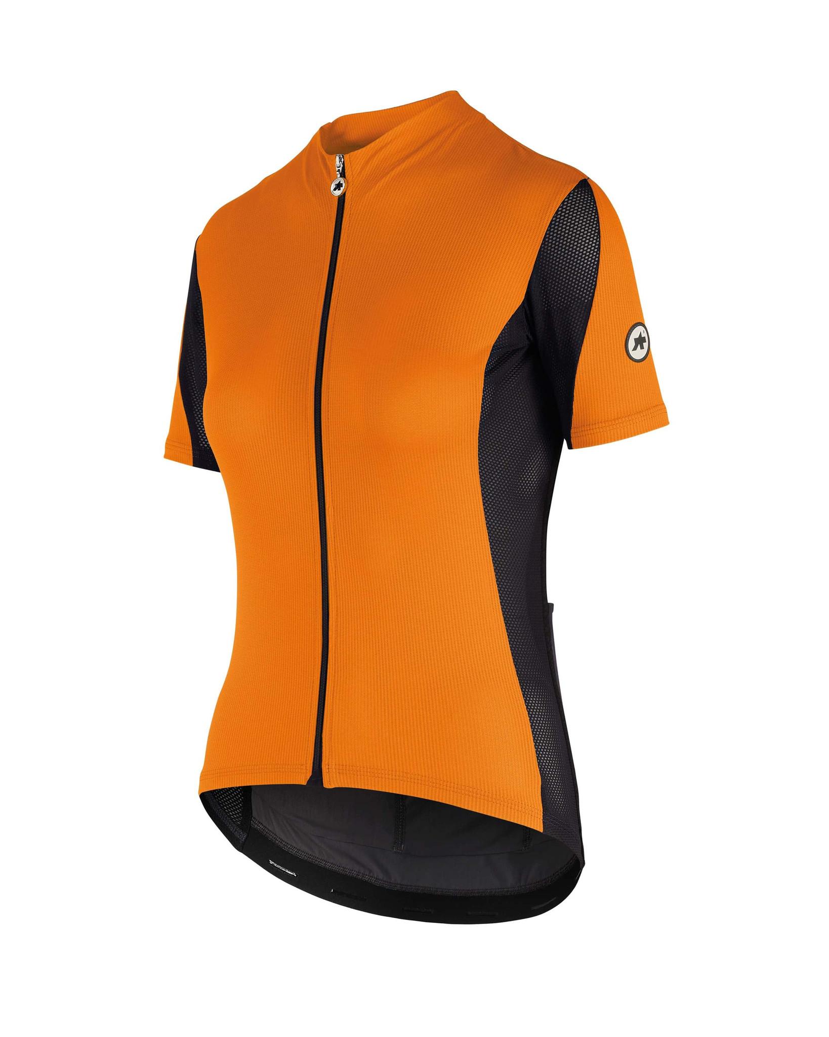 Assos Assos Rally SS Women Jersey MTB Shirt Oranje