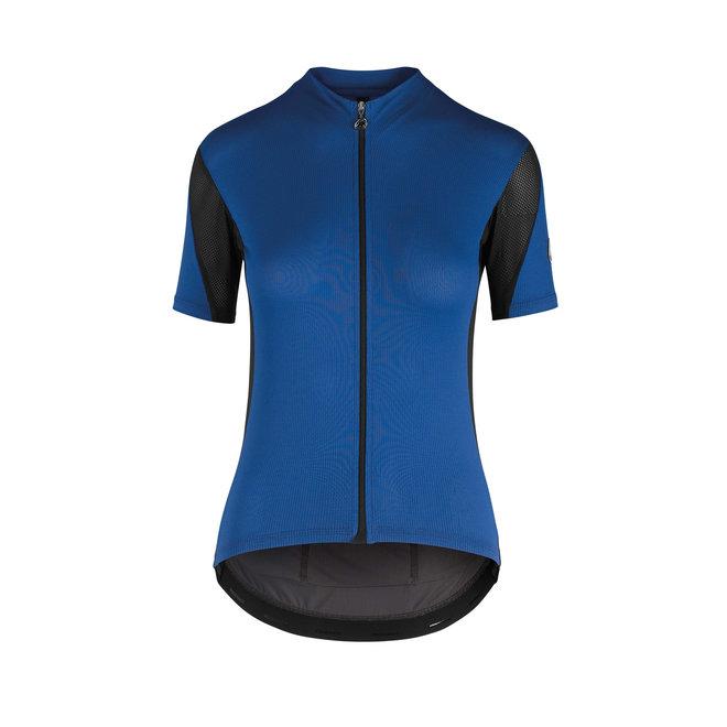 Rally SS Women Jersey MTB Shirt Blauw
