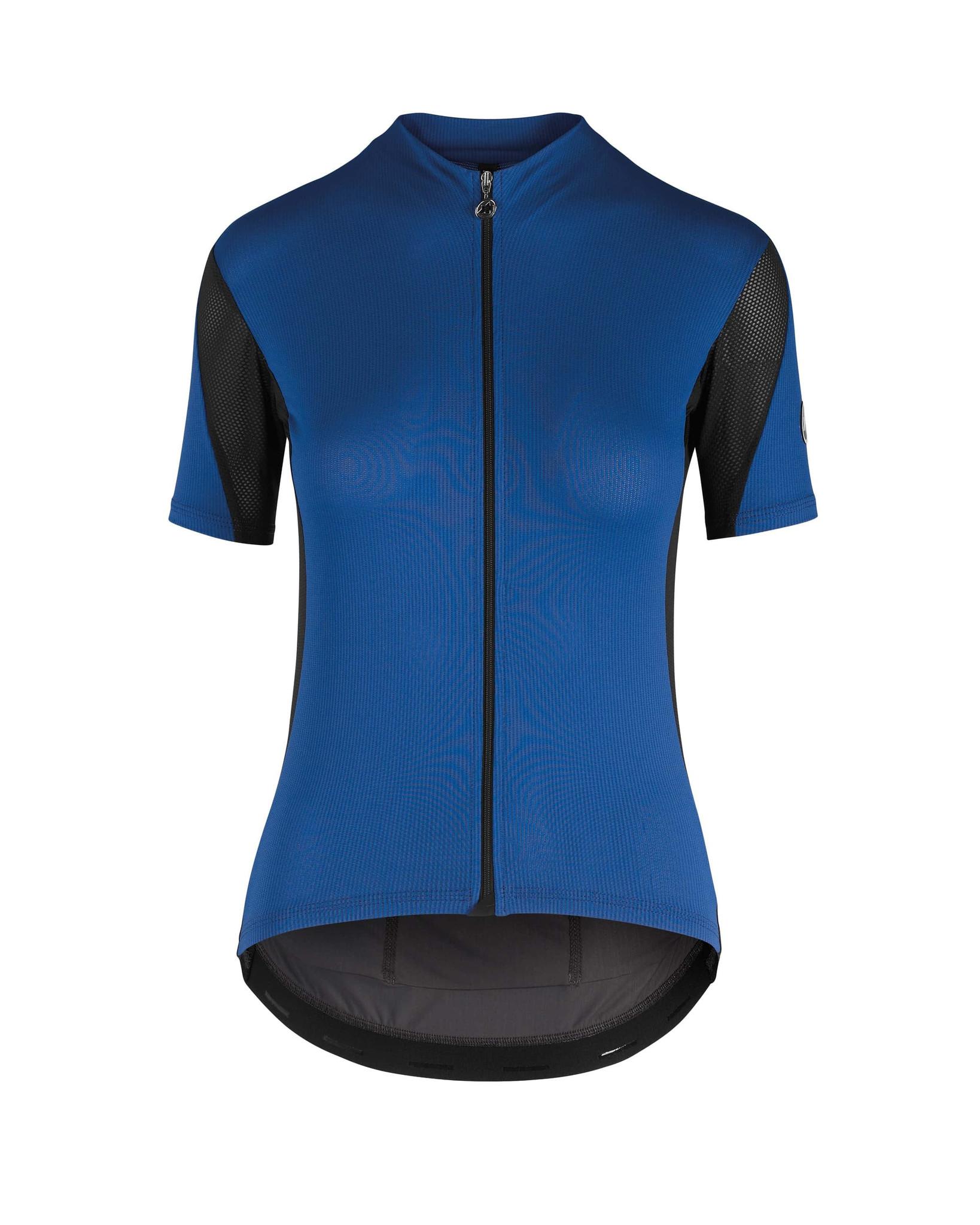 Assos Assos Rally SS Women Jersey MTB Shirt Blauw
