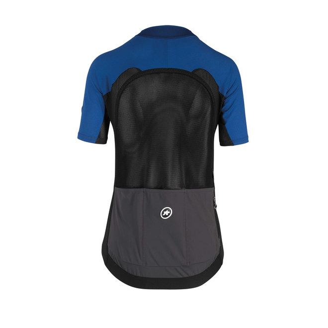 Assos Rally SS Women Jersey MTB Shirt Blauw