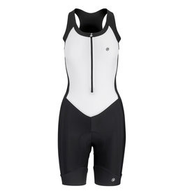 Assos Uma GT NS Body Suit Dames Zwart/Wit