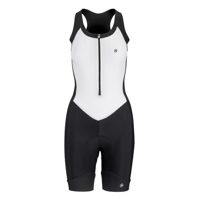 Uma GT NS Body Suit Dames Zwart/Wit