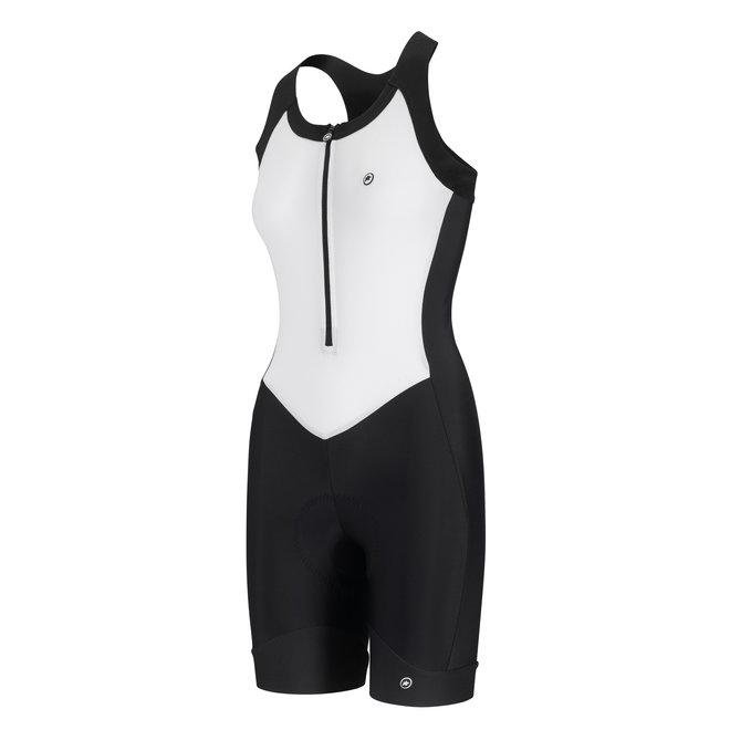 Assos Uma GT NS Body Suit Dames Zwart/Wit