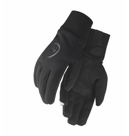 Assos Ultraz Winter Gloves Zwart