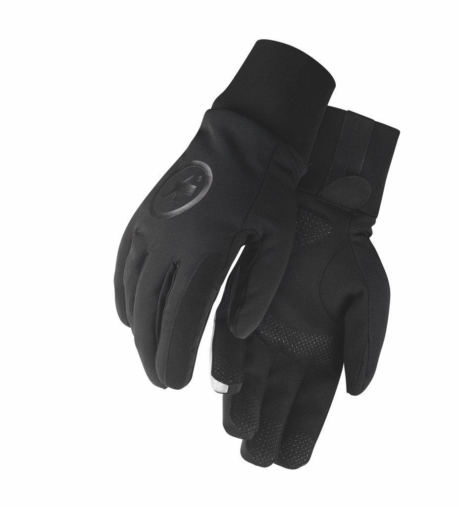 Assos ASSOSOIRES Ultraz Winter Gloves Zwart