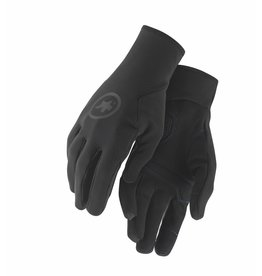 Assos Winter Gloves Zwart