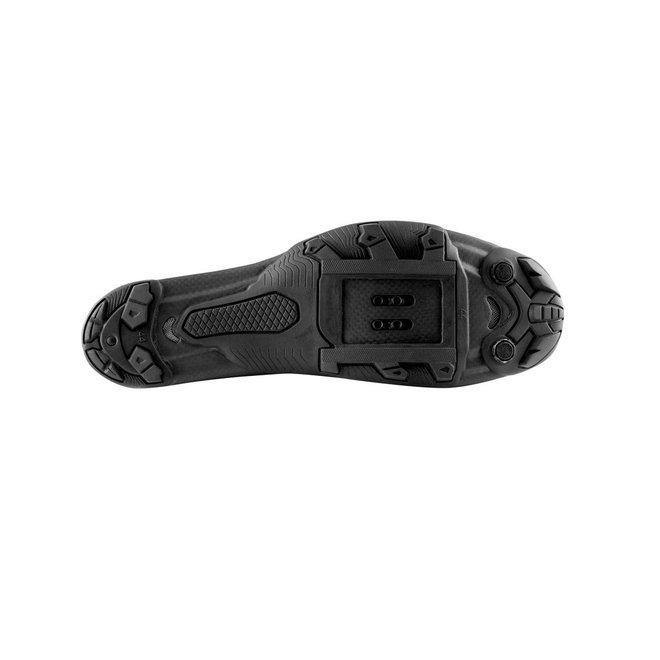 Lake MX332 MTB schoenen Zwart/Zilver