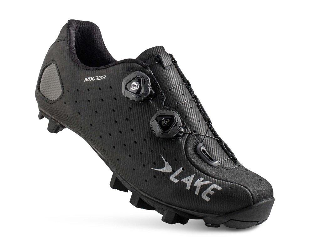 Lake Lake MX332 MTB schoenen Zwart/Zilver