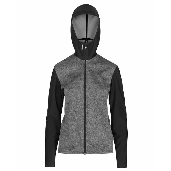 Trail Spring Fall Hooded Jacket Dames