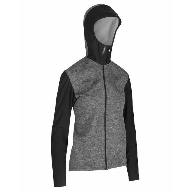 Assos Trail Spring Fall Hooded Jacket Dames