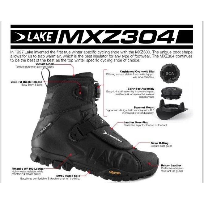 Lake MXZ304 MTB winterschoenen