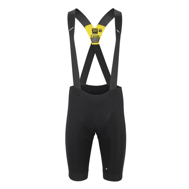 Equipe RS Spring Fall Bib Shorts S9 Broek Zwart