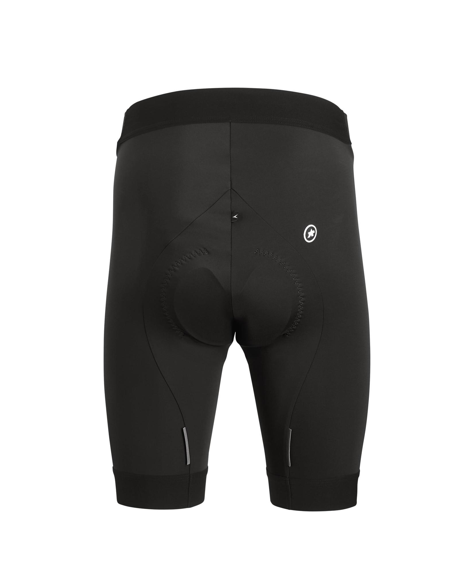 Assos Assos Mille GT Half Shorts Broek Zwart