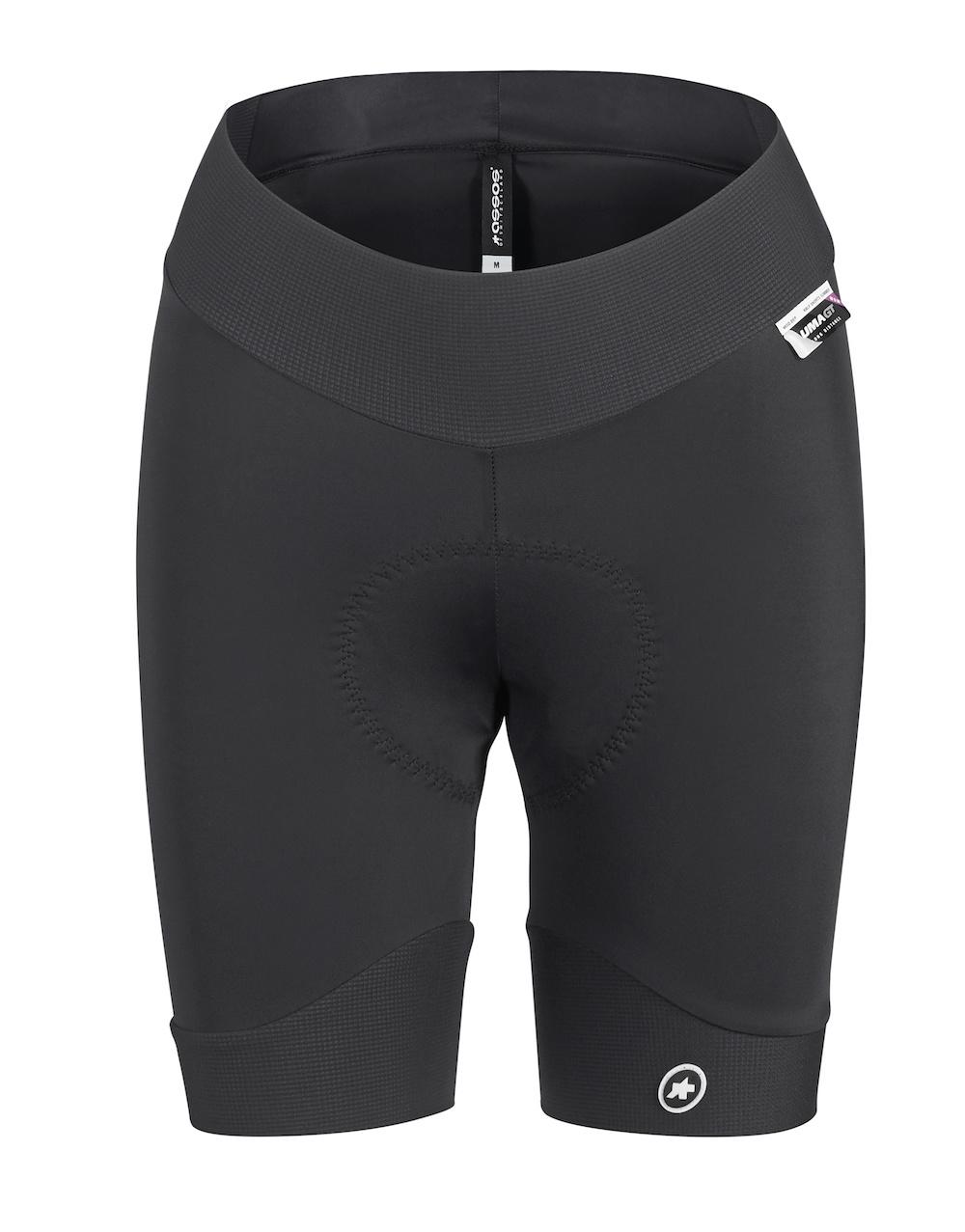 Assos Assos UMA GT Half Shorts Evo Damesbroek Zwart