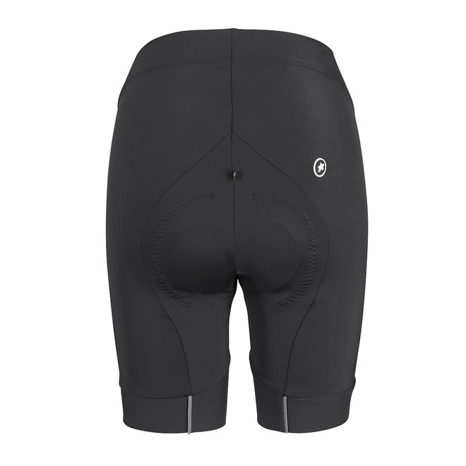 Assos UMA GT Half Shorts Evo Damesbroek Zwart