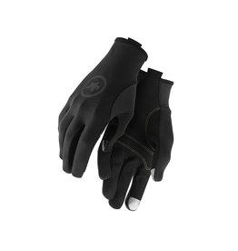 Assos Assosoires Spring/Fall Gloves handschoenen Zwart