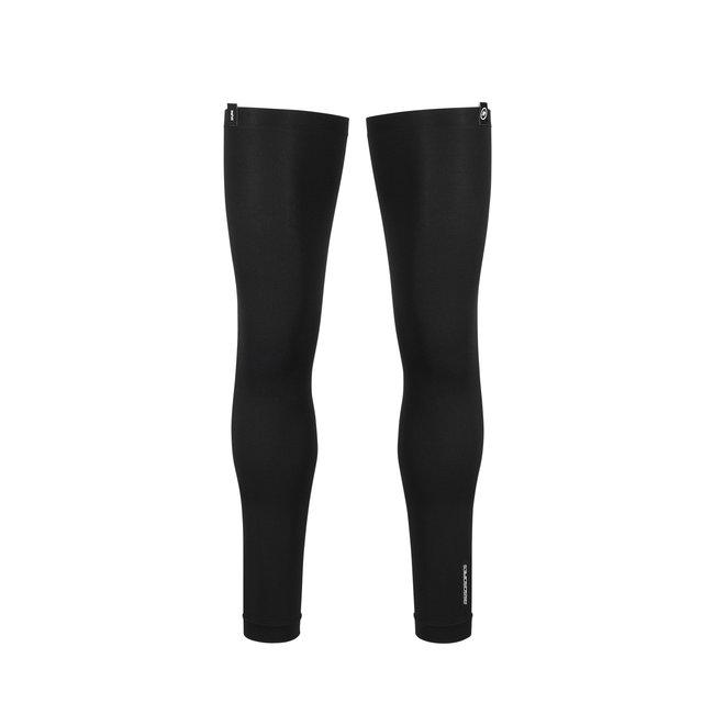 Assos Leg Foil Zwart Beenstukken Beenwarmers