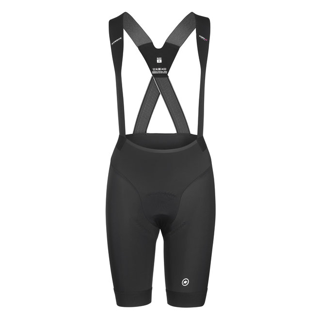 Assos Dyora RS Summer bib Shorts S9 Damesbroek Zwart