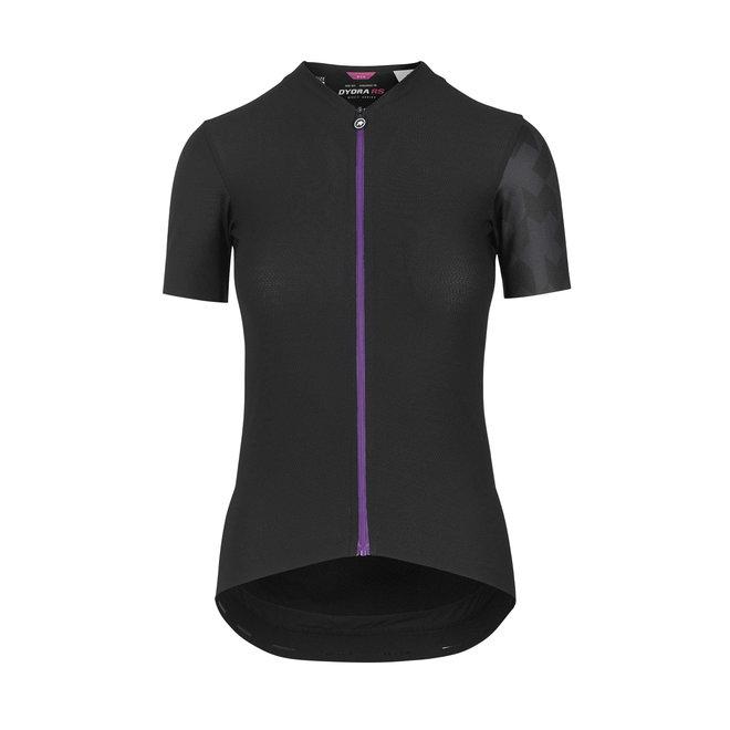 Dyora RS Summer SS Jersey Damesshirt Zwart