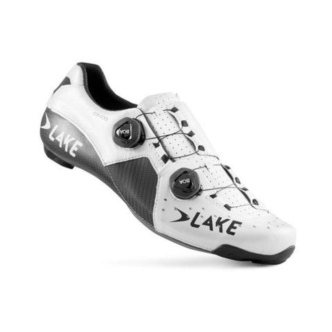 Lake CX 403 Raceschoenen Wit / Zwart