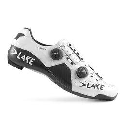 Assos Lake CX 403 Raceschoenen Wit / Zwart