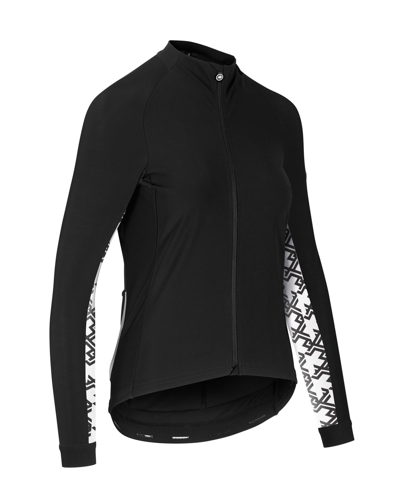 Assos Assos UMA GT Spring/Fall Jacket Dames Zwart