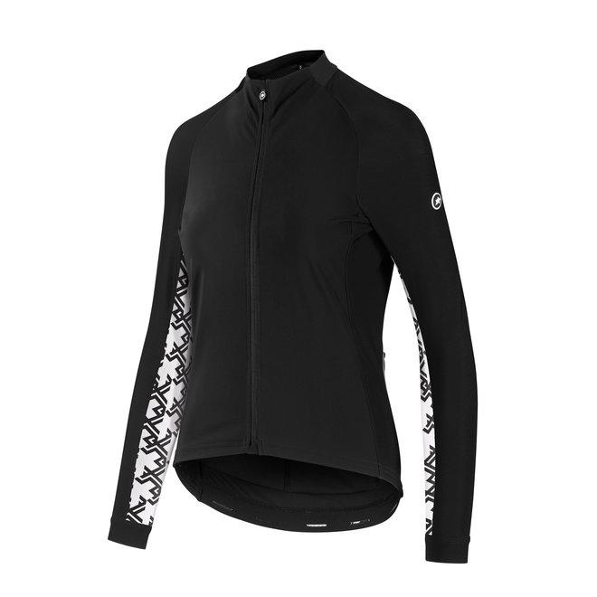 Assos UMA GT Spring/Fall Jacket Dames Zwart