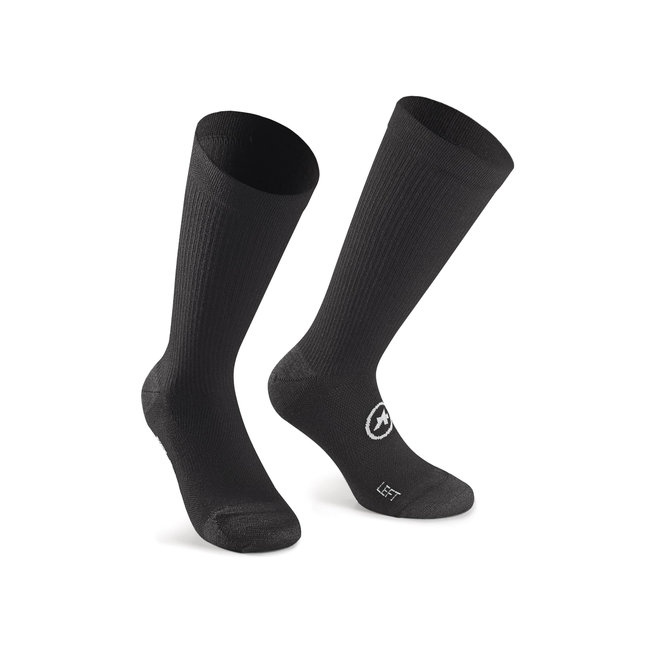 Trail Winter Socks Zwart