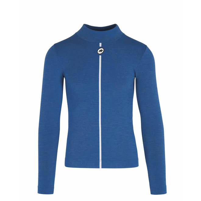 Ultraz Winter LS Skin Layer - Ondershirt Blauw (Heren)
